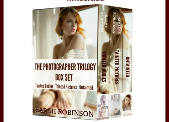 Photographer Trilogy Box Set by Sarah Robinson