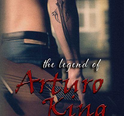 The Legend of Arturo King by L.B. Dunbar