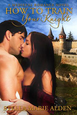 How to Train Your Knight by Stella Marie Alden. Review by Amor Libris (Kelly Hartigan) of XterraWeb.