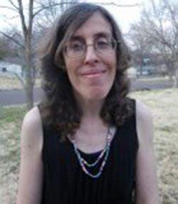 Author Debbie Manber Kupfer