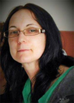Author R.L. Andrew