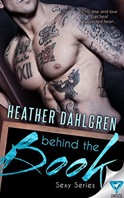 Behind the Book by Heather Dahlgren