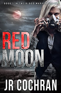 Red Moon by JR Cochran